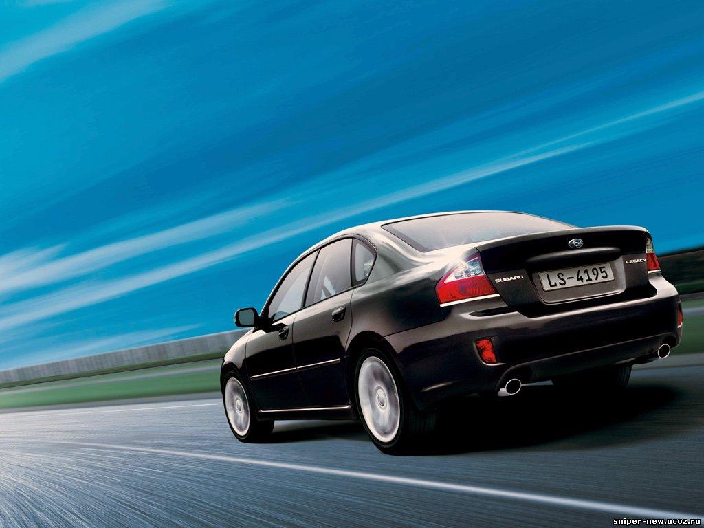 фотографии Subaru Legacy 3.0 AT …