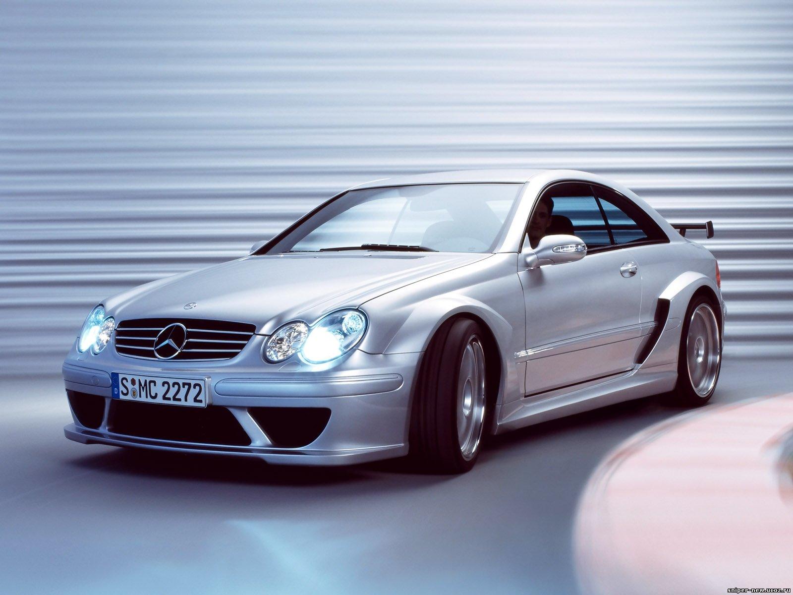 Mercedes-Benz CLK DTM AMG фото #5700.