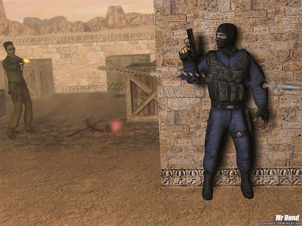 Скачать Counter-Strike 1.6 +ПАТЧ И 400.